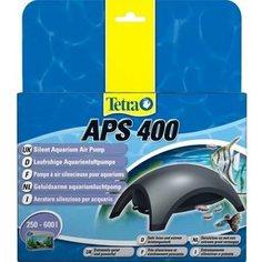 Компрессор Tetra APS 400 Silent Aquarium Air Pomp для аквариумов 250-600л