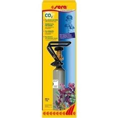 Углекислый газ SERA PRECISION СО2 Preasure Gas Bottle для насыщения воды СО2 в аквариумах 500г
