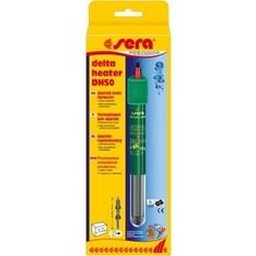 Нагреватель SERA PRECISION DELTA HEATER DH50 Aquarium Heater Thermostat регулируемый для воды в аквариуме 50вт
