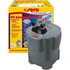 Фильтр SERA PRECISION SERA fil BIOACTIVE 130 + UV External Filter внешний c УФ-стерилизатором для воды в аквариуме до 130л