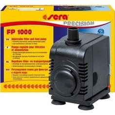 Помпа SERA PRECISION Adjustable Filter and Feed Pump FP 1000 погружная для аквариумов