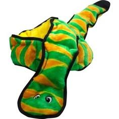 Игрушка Petstages Invinc Mini Змея очень большая с 12 пищалками для собак