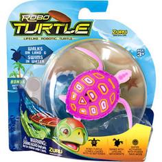 Интерактивная игрушка ROBOFISH РобоЧерепашка Розовая (25157E)