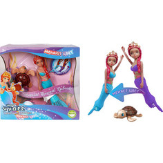 Интерактивная игрушка REDWOOD Танцующая русалочка - Амелия, меняющая цвет (159295)