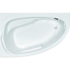 Акриловая ванна Cersanit Joanna 140х90 см, левая, ультра белая (WA-JOANNA*140-L-W)