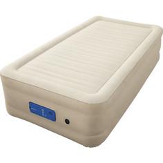Надувная кровать Bestway 69030 Alwayzaire Fortech 191х97х43см (встроенный электронасос с автоподкачкой)
