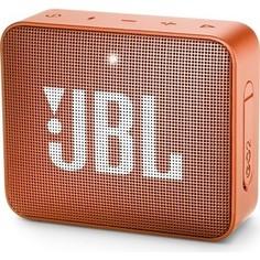 Портативная колонка JBL GO 2 orange