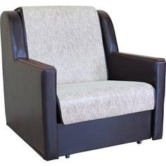 Кресло кровать Шарм-Дизайн Аккорд Д замша бежевый