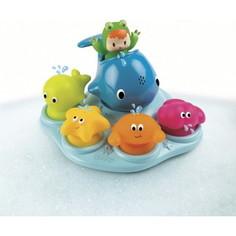 Игрушка для ванной Smoby Островок морских обитателей (110608)