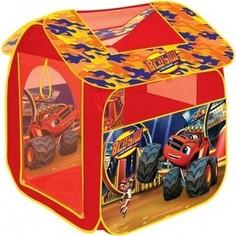 Детская игровая палатка Играем вместе Вспыш, 83х80х105см (GFA-BL-R)