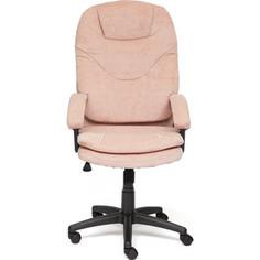 Кресло TetChair COMFORT LT ткань розовый, мисти роуз
