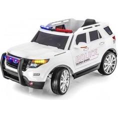 Радиоуправляемый электромобиль CHIEN TI Explorer Police 12V 2.4G Белый - CH9935-W