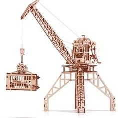 Конструктор деревянный Wood Trick Кран (1234-5)