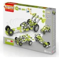 Конструктор пластиковый Engino PICO BUILDS/INVENTOR Автомобили 16 моделей (PB41(1631))