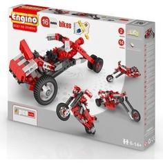 Конструктор пластиковый Engino PICO BUILDS/INVENTOR Мотоциклы 16 моделей (PB42(1632))