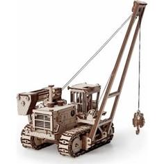 Конструктор деревянный Lemmo Трубоукладчик (01-01)