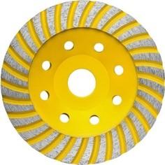 Чашка алмазная шлифовальная Stayer Professional сегментная, высота 22,2 мм 125 мм (33380-125)