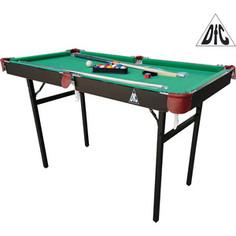 Бильярдный стол DFC HOBBY складной 4 фута