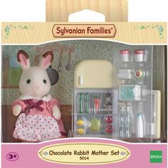 Игровой набор Sylvanian Families Мама кролик и холодильник (5014)