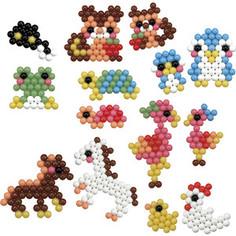 Мозаика Aquabeads Забавные животные (79298)