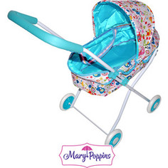 Коляска Mary Poppins люлька Фантазия с корзиной (67316)