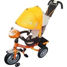 Трехколесный велосипед Lexus Trike Racer Trike Air (MS-0637) оранжевый