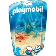 Игровой набор Playmobil Аквариум: Осьминог с детенышем (9066pm)