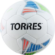 Мяч футбольный Torres Rayo White F30714 (р.4)