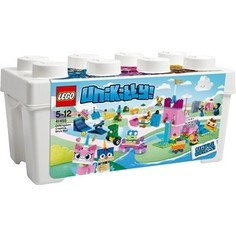 Конструктор Lego Юникитти Коробка кубиков для творческого конструирования Королевство