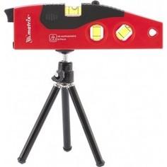 Лазерный уровень MTX 180мм штатив 220мм 4 глазка (350229)