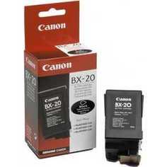 Картридж Canon BX-20 black (0896A002)