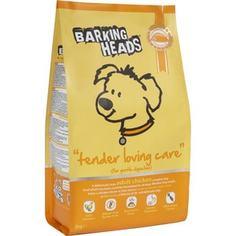 Сухой корм BARKING HEADS Adult Dog Tender Lovind Care for Gentle Digestion with Chicken с курицей и рисом нежная забота для собак 2кг (0032/18106 )