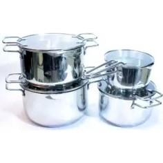 Набор посуды 8 предметов Kelli (KL-4269)