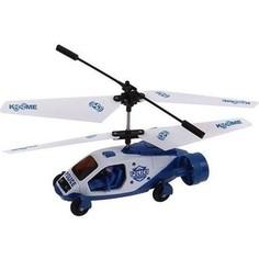 Радиоуправляемый вертолет Joy Toy Полиция с гироскопом, свет, USB, ZYC-1024 - М44030