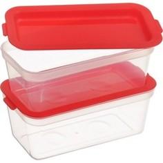 Мини-контейнеры для заморозки 0.3 л 2 штуки Tescoma Purity (891876)