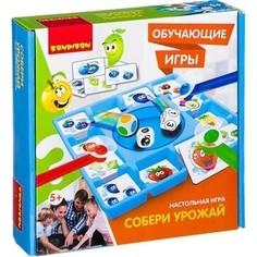 Обучающая игра Bondibon СОБЕРИ УРОЖАЙ (ВВ2416 )