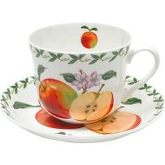 Чашка с блюдцем Maxwell & Williams Яблоко (MW637-PB8105)