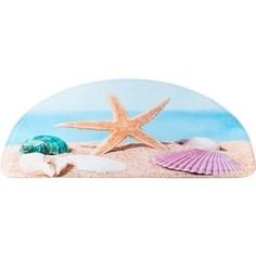 Коврик для ванной Swensa 50х80 см Bali, Memory foam, полиэстер (SWM-6030-BALI)