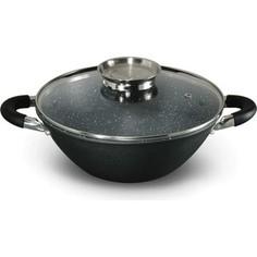 Сковорода-вок d 28 см Kelli (KL-4069-28)