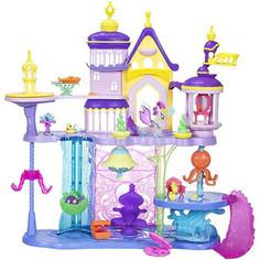 Игровая фигурка Hasbro MLP Мерцание игровой набор Волшебный Замок