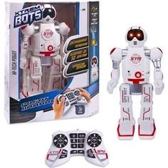 Радиоуправляемый робот Longshore Limited Limited Xtrem Bots: Шпион (свет. и звуковые эффекты) - XT30038