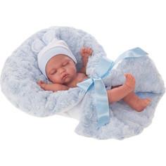 Кукла ANTONIO JUAN Кукла-младенец Франциско в голубом, 26 см