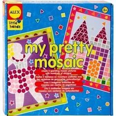 мозаика Alex Мозаика Прелесть, 5 картинок, от 3 лет Alex®