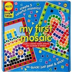 мозаика Alex Мозаика-стикеры 5 основ, от 3 лет Alex®