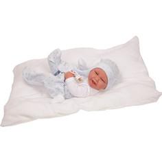 Кукла ANTONIO JUAN Кукла-младенец Мареселло, 42 см