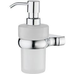 Дозатор жидкого мыла Wasserkraft Berkel K-6800 стекло матовое (6899)