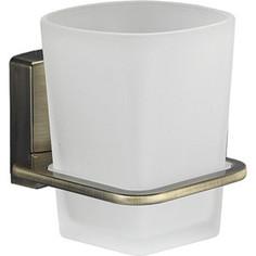 Стакан подвесной Wasserkraft Exter K-5200 светлая бронза (5228)