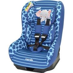 Автокресло Nania Driver 0-18кг Animals Elephant Energy синий 047134