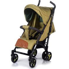 Коляска прогулочная BabyHit Rainbow Xt Linen Green