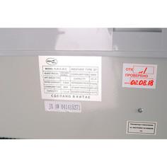 Кулер для воды Aqua Well YLR-2-JX-5 синий флуоресцентный (стекло)
